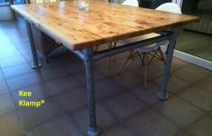 Pöydän runko
